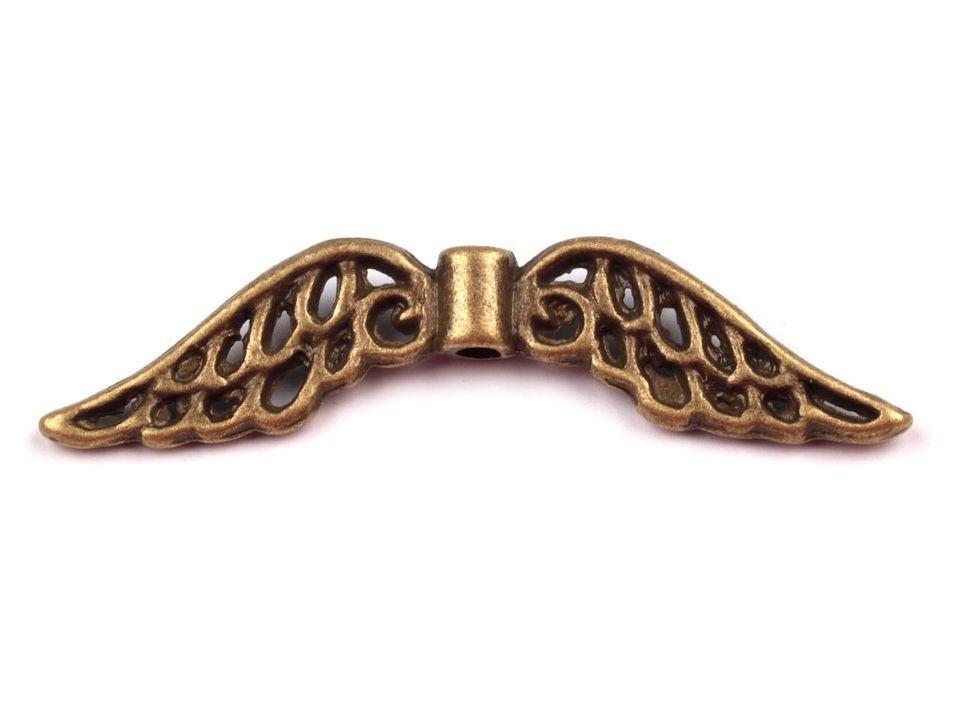 Ozdobný díl 8x30mm křídla