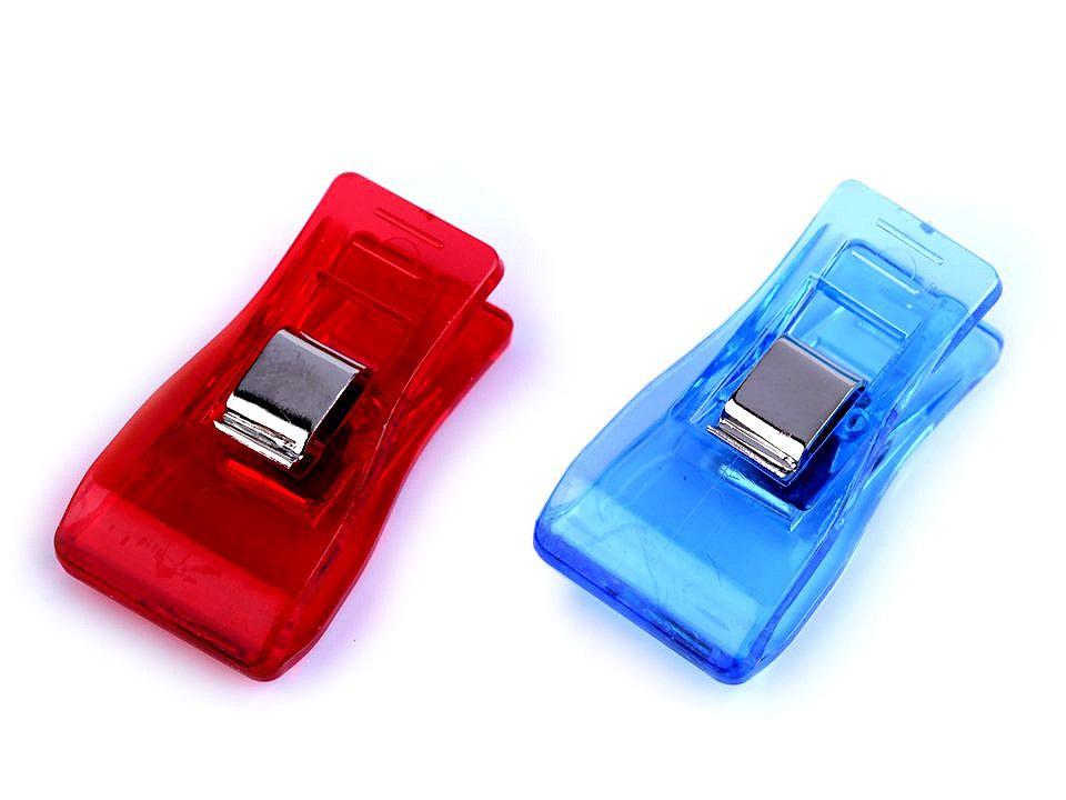 Fixační kolíček / svorka 18x33 mm na látky