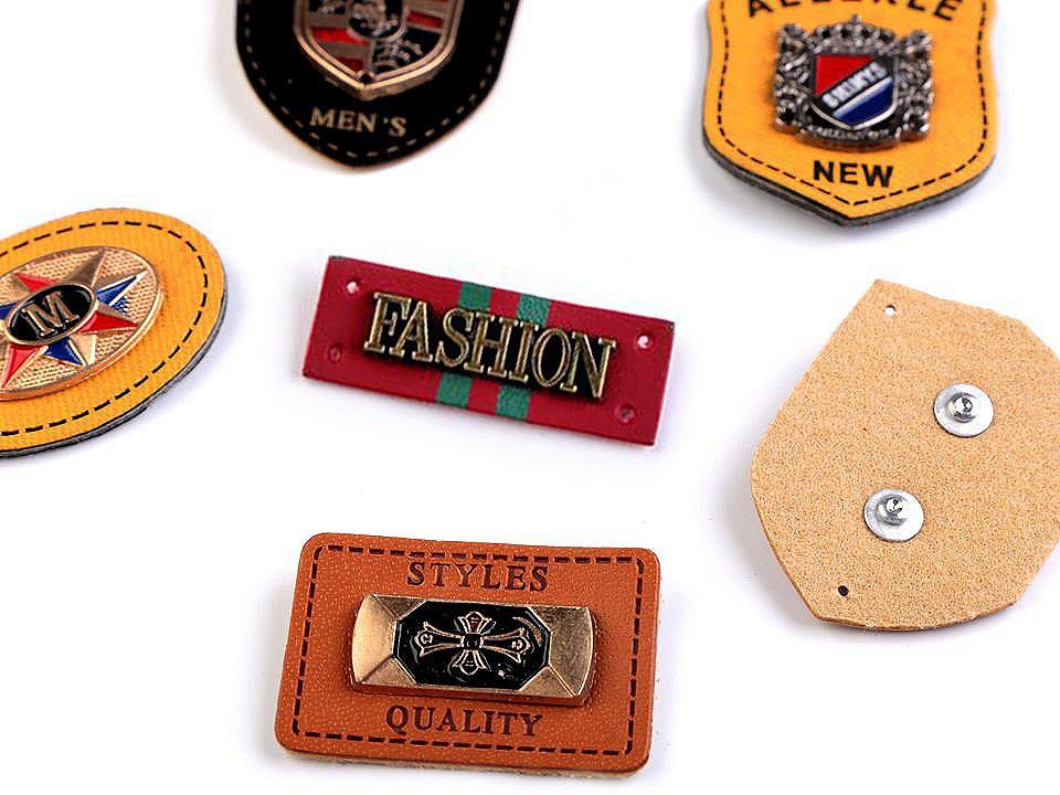 Textilní aplikace / nášivka odznak