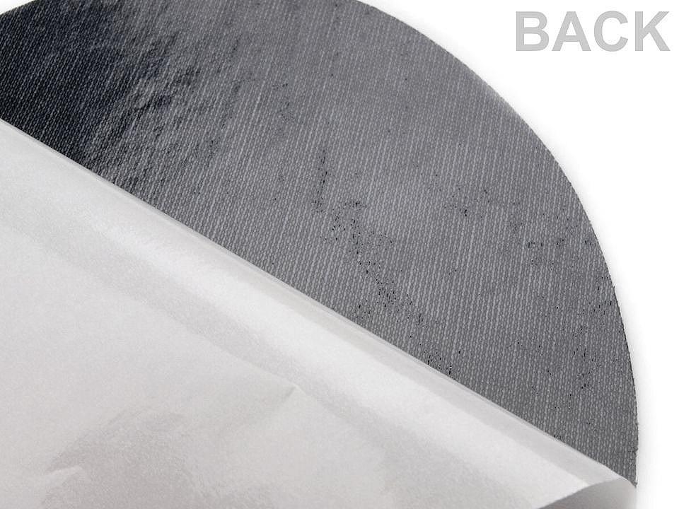 Nažehlovací záplaty semišové 11x14 cm