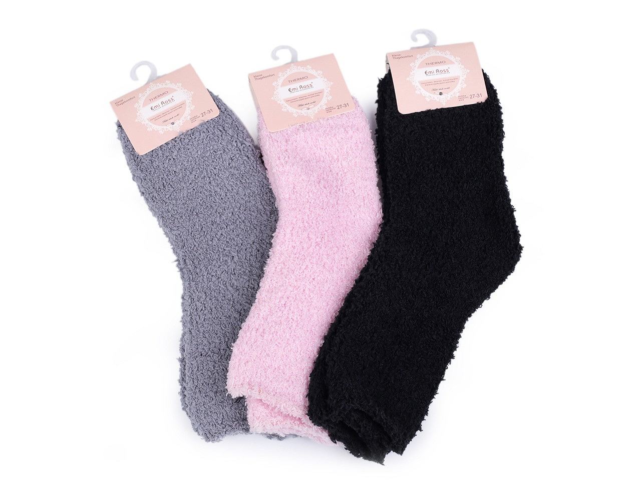 Dětské froté ponožky, barva (vel. 27-31) mix č. 4