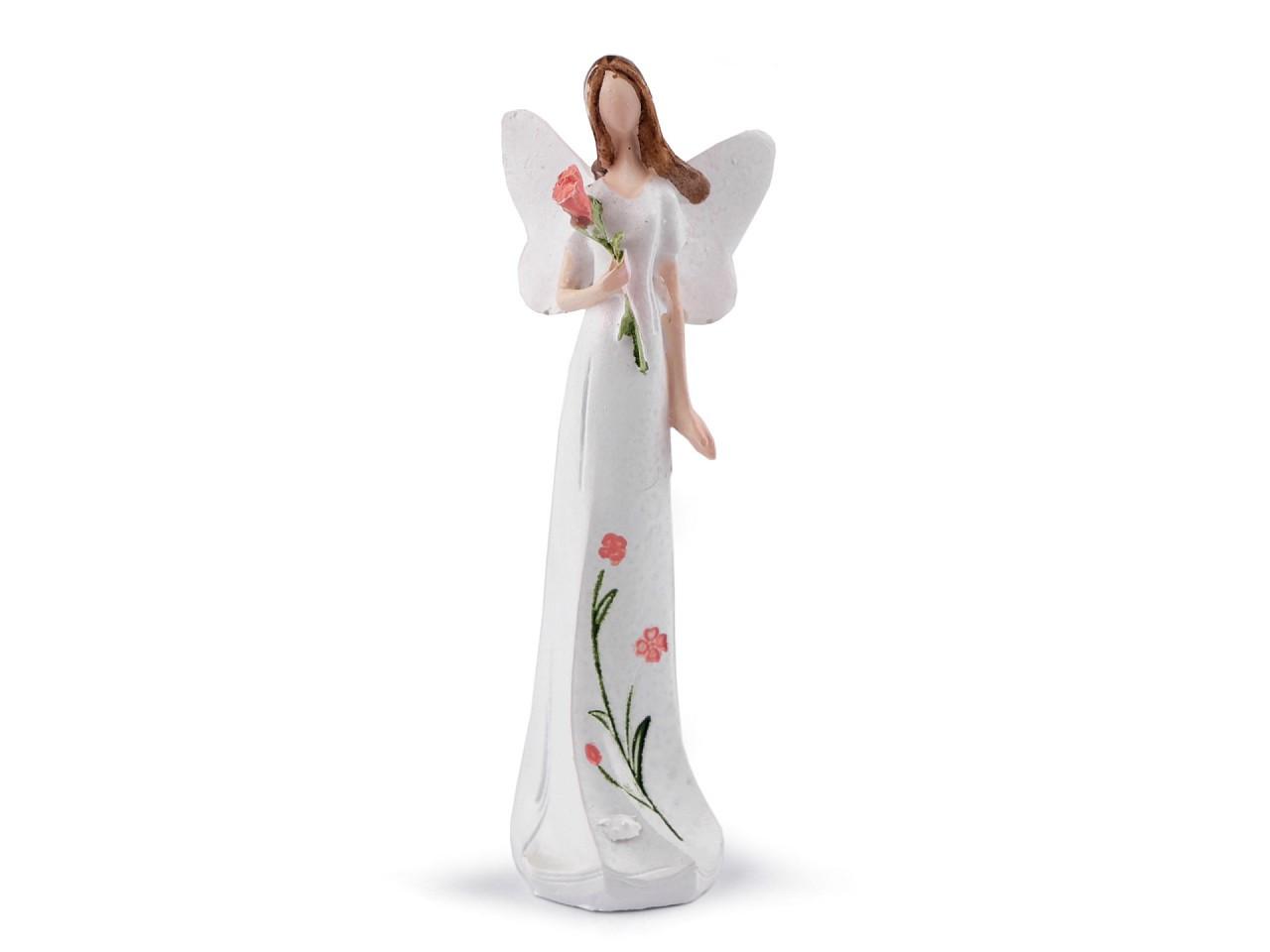 Děkorace anděl / víla - malá