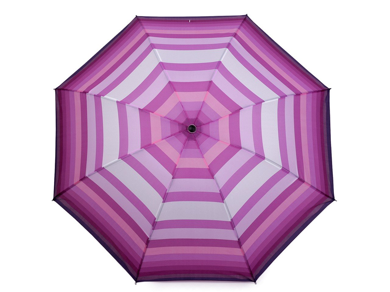 Dámský skládací deštník, barva 2 fialová světlá