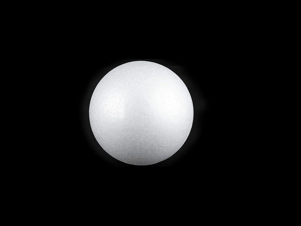 Koule Ø3,3-3,5 cm polystyren