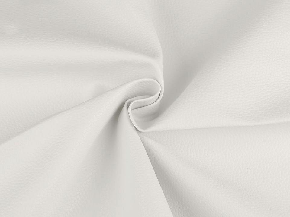 Koženka pro módní doplňky, barva 1 (2) - 430 g/m² Off White