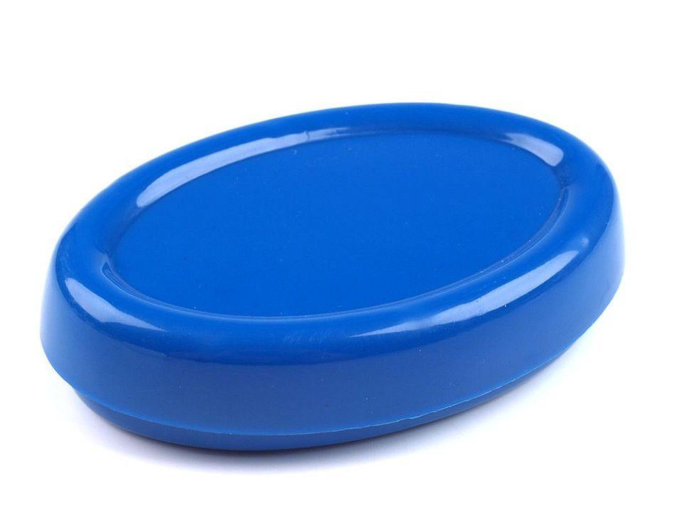 Magnetická podložka na jehly, barva 3 modrá capri