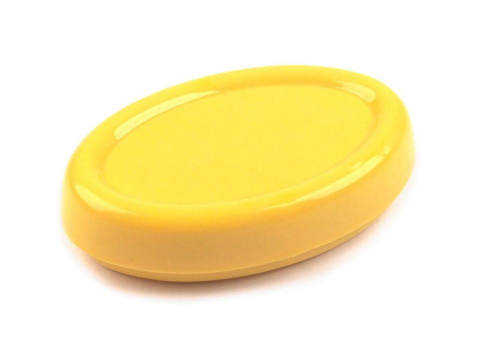 Magnetická podložka na jehly, barva 1 žlutá