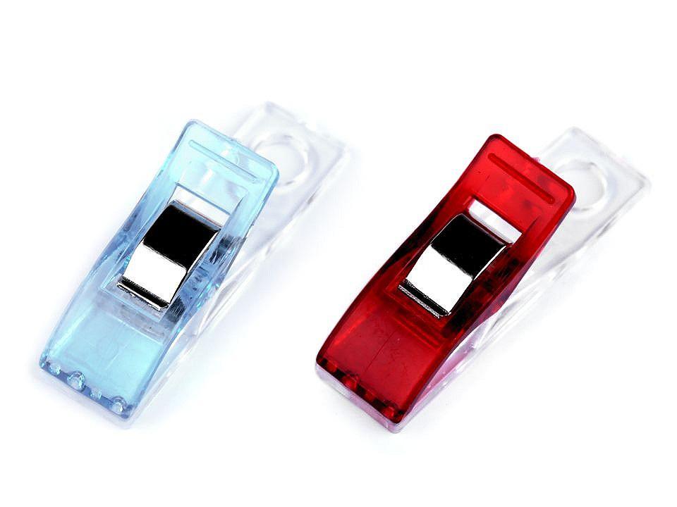 Fixační kolíček / svorka 10x37 mm na látky