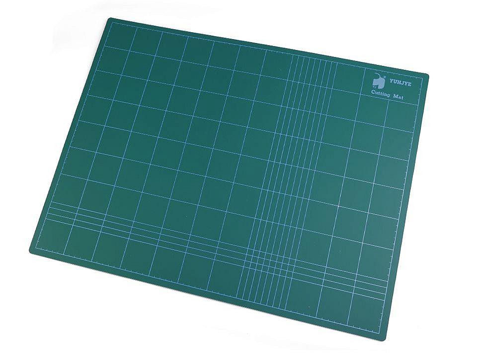 Řezací podložka 45x60 cm oboustranná