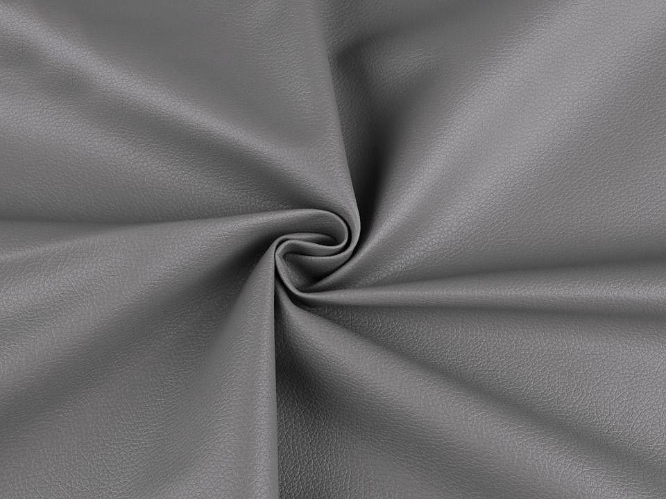Koženka pro módní doplňky, barva 9 (11) - 420 g/m² šedá